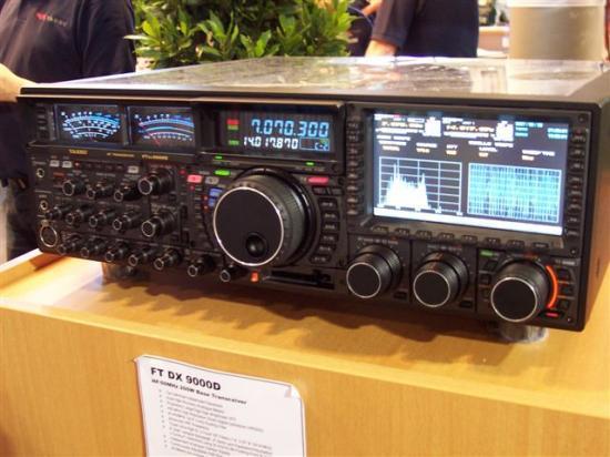 FT DX 9000 D